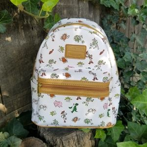 Loungefly Disney toy story mini backpack